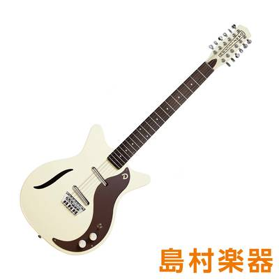 Danelectro VINTAGE 12S VWHT ヴィンテージホワイト エレキギター 12弦 VINTAGE 12String 【ダンエレクトロ】
