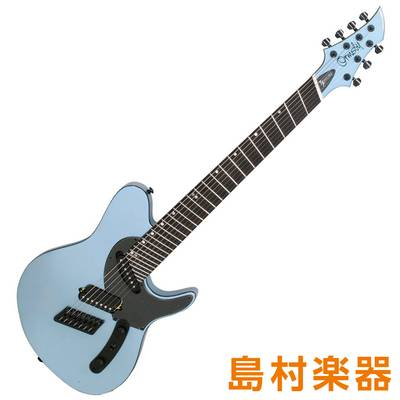 Ormsby Guitars TX GTR7 CAR PGMS AZ AZZURRO CALIFORNIA エレキギター 7弦 オームズビー 【オームズビー】