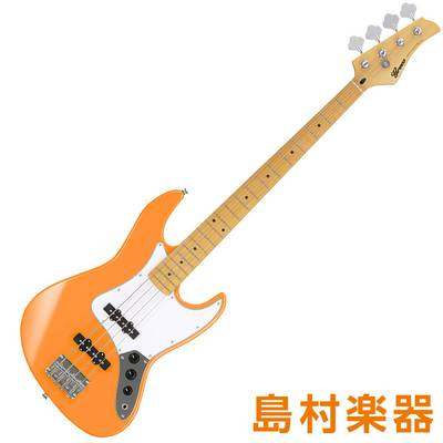 Greco WIB-J MA LOR Light Orange エレキベース Maple Fingerboard 【グレコ】
