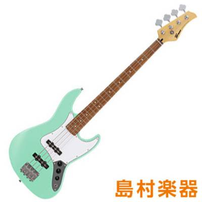 Greco WIB-J MB LGR Light Green エレキベース Merbau Fingerboard 【グレコ】
