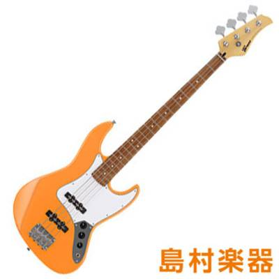 Greco WIB-J MB LOR Light Orange エレキベース Merbau Fingerboard 【グレコ】