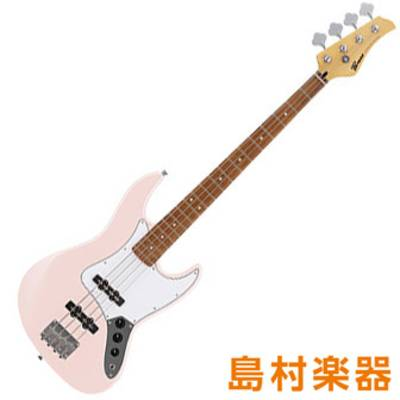 Greco WIB-J MB LPK Light Pink エレキベース Merbau Fingerboard 【グレコ】