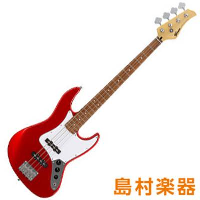 Greco WIB-J MB MRD Metallic Red エレキベース Merbau Fingerboard 【グレコ】