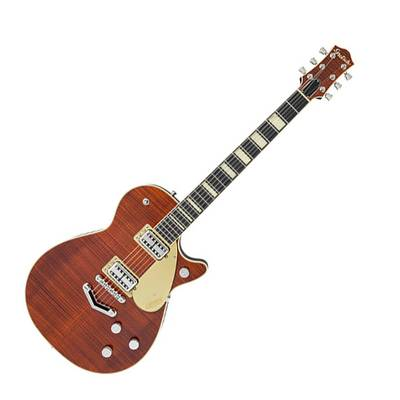 GRETSCH G6228FM Players Edition Jet BT with V-Stoptail Bourbon Stain エレキギター 【グレッチ】