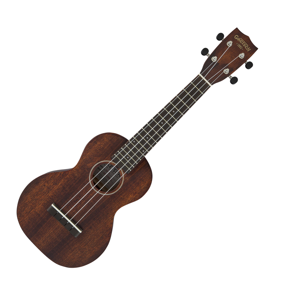 gretsch g9110 concert standard ukulele vintage mahogany stain gretsch roots. Black Bedroom Furniture Sets. Home Design Ideas