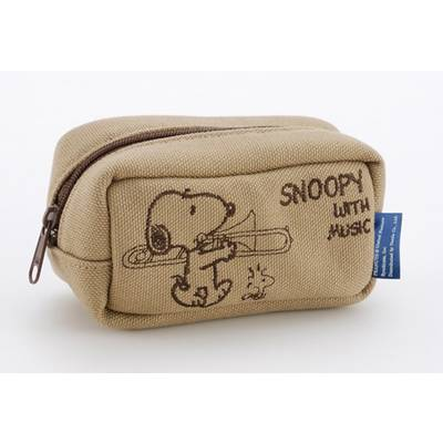 SNOOPY SMPTBBG マウスピースポーチ トロンボーン用 【スヌーピー】