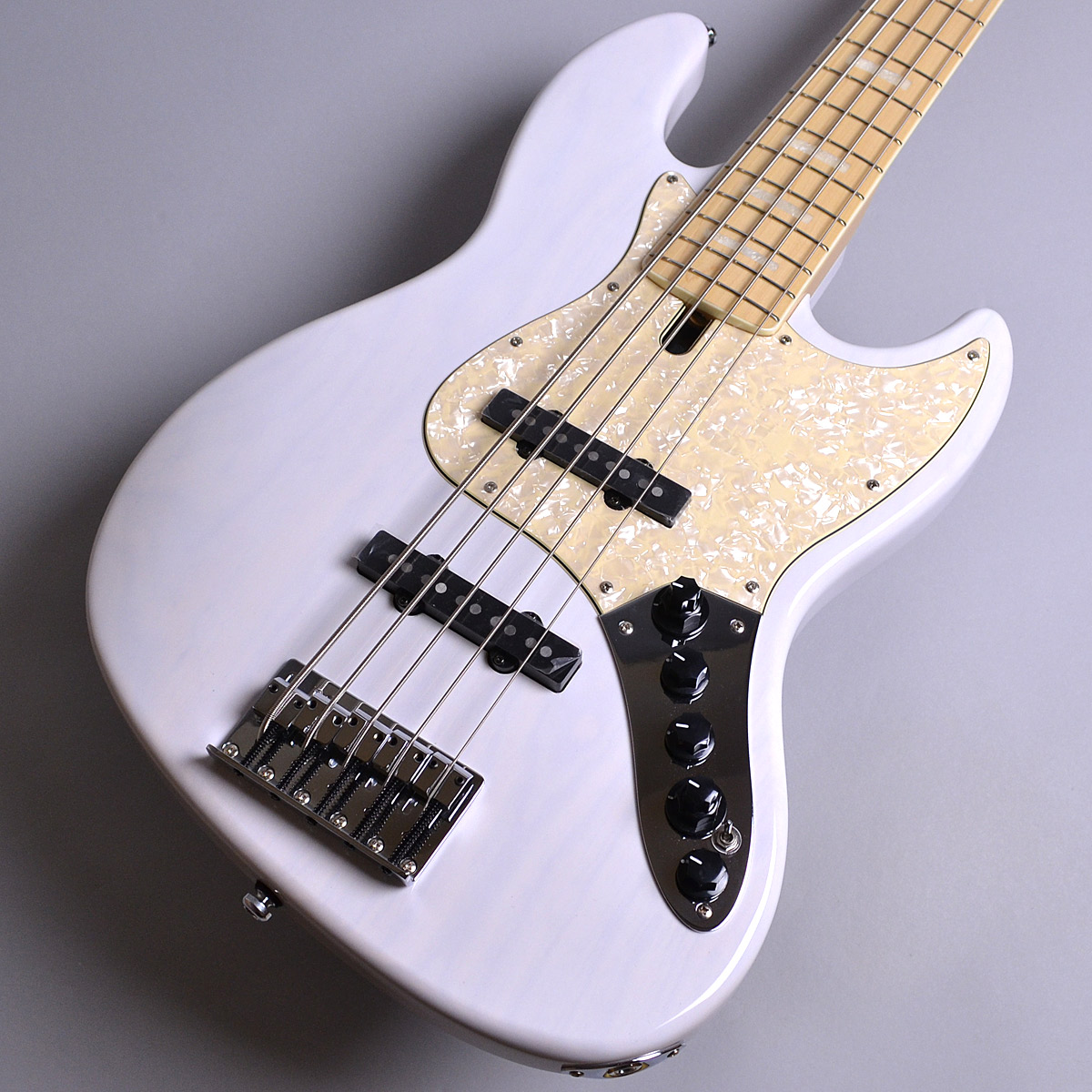 Sire Marcus Miller V7 5ST Swamp Ash / White Blond ジャズベースタイプ 【サイアー】【アクティブ5弦】