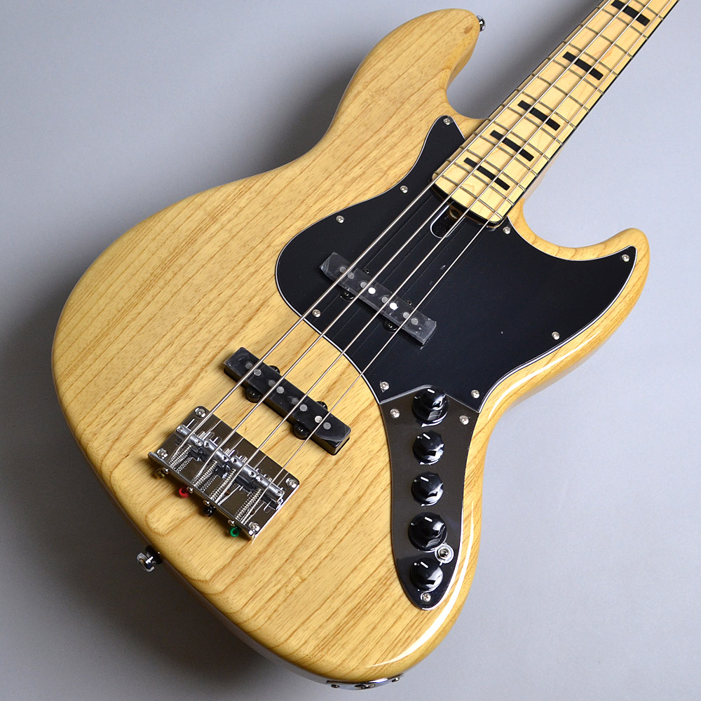Sire Marcus Miller V7 Vintage 4ST Swamp Ash / Natural ジャズベースタイプ 【サイアー】【アクティブ4弦】