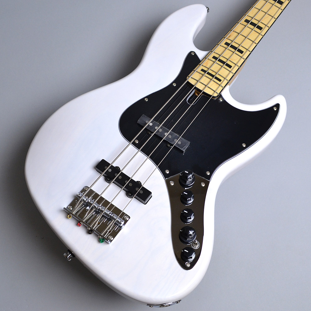 Sire Marcus Miller V7 Vintage 4ST Swamp Ash / White Blond ジャズベースタイプ 【サイアー】【アクティブ4弦】
