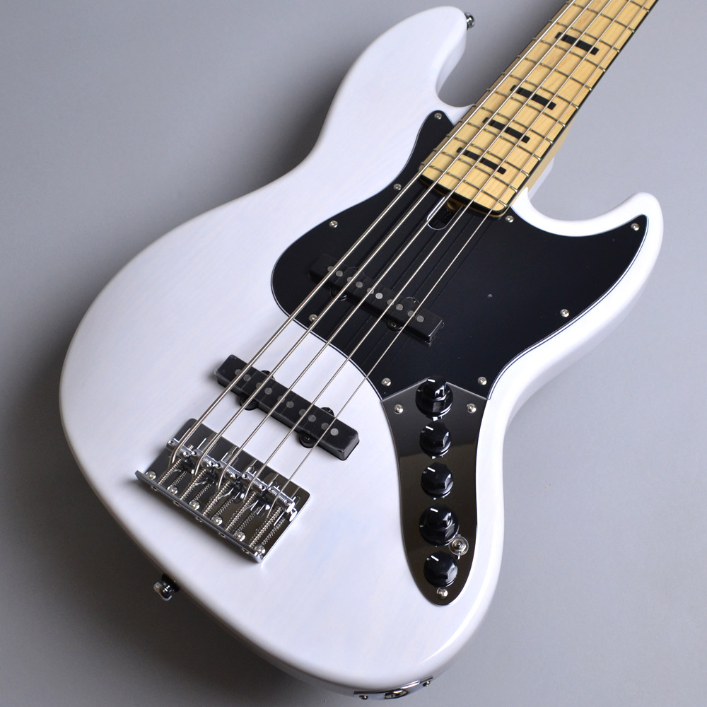 Sire Marcus Miller V7 Vintage 5ST Swamp Ash / White Blond ジャズベースタイプ 【サイアー】【アクティブ5弦】