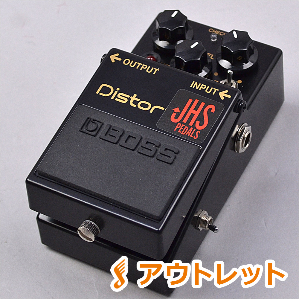 JHS Pedals BossDS-1 SynthDrive 4A 40周年バージョン 【JHS ペダルス】【りんくうプレミアムアウトレット店】【アウトレット】