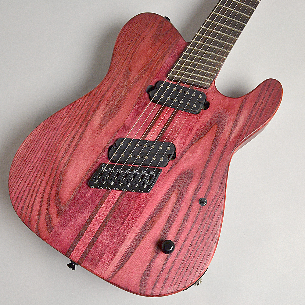 Strictly 7 Guitars ViperT Standard Plus7 HT/T/Blood Red Satin 7弦エレキギター 【ストリクトリー7ギターズ】【イオンモール幕張新都心店】【S7G USA】【現物画像】