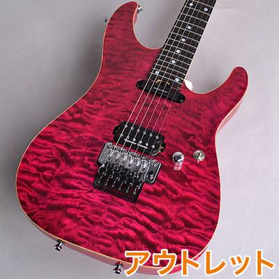 SCHECTER AC-Y6/SIG Pink Berry 即納可能 【シェクター 小林信一モデル】【アウトレット】