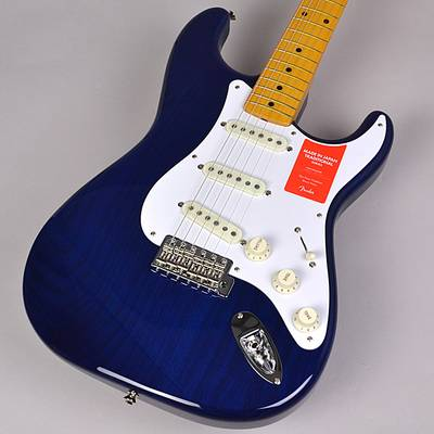 Fender Made in Japan Traditional 58 Stratocaster Sapphire Blue Trans 【フェンダー】【未展示品・専任担当者による調整つき】
