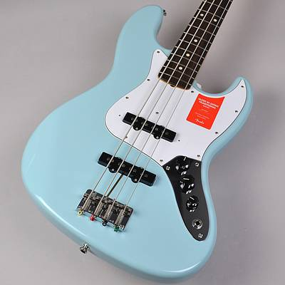 Fender Made in Japan Traditional 60s Jazz Bass Sonic Blue 【フェンダー ジャズベ】【未展示品・専任担当者による調整つき】