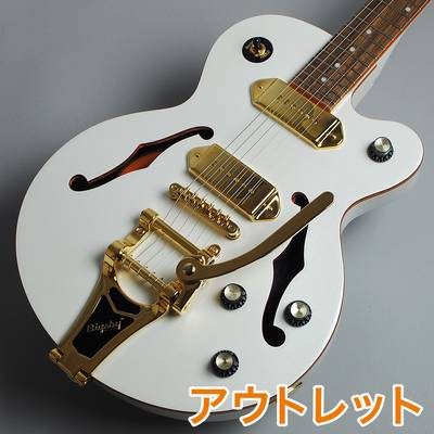 Epiphone Wildkat Royale/Pearl White w/Bigsby エレキギター 【エピフォン】【アウトレット】【現物画像】