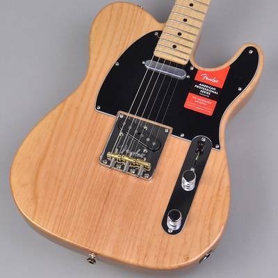Fender American Professional Telecaster Maple Natural 【フェンダー アメプロ テレ】【未展示品・専任担当者による調整つき】