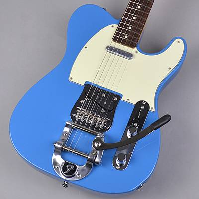 Fender FSR MIJ Traditional 60s Telecaster with Bigsby Candy Blue  【フェンダー ビグスビーテレ】【未展示品・専任担当者による調整つき】