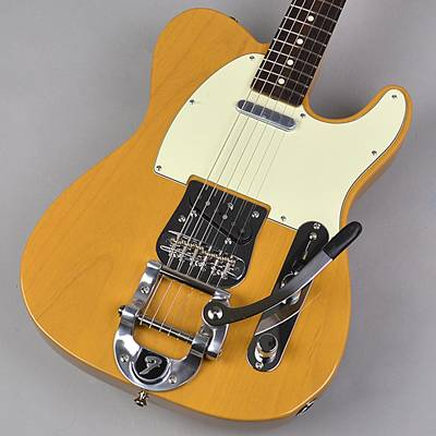 Fender FSR MIJ Traditional 60s Telecaster with Bigsby Butterscotch Blonde 【フェンダー ビグスビーテレ】【未展示品・専任担当者による調整つき】