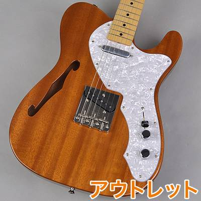 Fender Made In Japan Traditional 69 Telecaster ThinLine Natural 【フェンダー シンライン】【アウトレット】