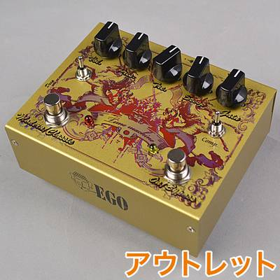 Instruments for a New Electric Music TM-2 ClassicGoldRED 【インストゥルメンツフォーアニュ オーバードライブ】【りんくうプレミアムアウトレット店】【アウトレット】