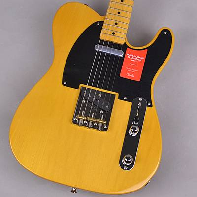 Fender Made in Japan Traditional 50s Telecaster Vintage Natural エレキギター 【フェンダー テレキャスター】【未展示品・専任担当者による調整済み】