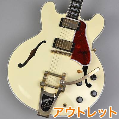 Gibson 2016 Limited Run ES-355 Bigsby VOS Classic White セミアコ 【ギブソン】【りんくうプレミアムアウトレット店】【アウトレット】