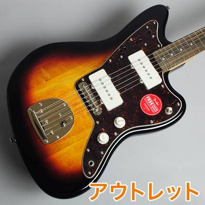 Squier by Fender Classic Vibe '60s Jazzmaster/3-Color Sunburst エレキギター 【スクワイヤー / スクワイア】【アウトレット】【現物画像】