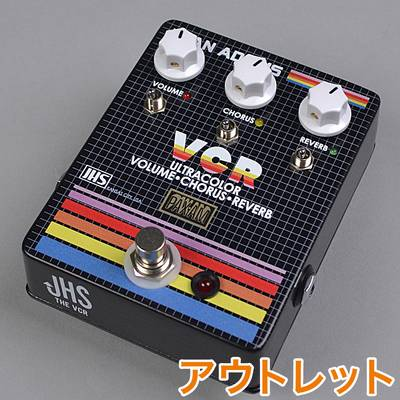 JHS Pedals The VCR 【JHS ペダルス】【りんくうプレミアムアウトレット店】【アウトレット】