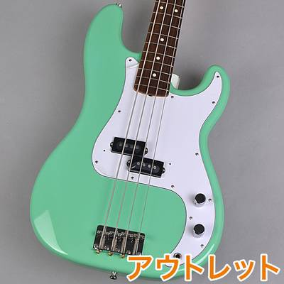 Fender Made in Japan Traditional 60s Precision Bass Surf Green ベース 【フェンダー】【りんくうプレミアムアウトレット店】【アウトレット】