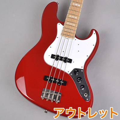 Fender Made In Japan Traditional 70s Jazz Bass Torino Red ジャズベース 【フェンダー】【りんくうプレミアムアウトレット店】【アウトレット】
