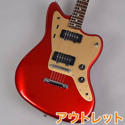 Squier by Fender Deluxe Jazz Master ST Candy Apple Red エレキギター 【スクワイヤー / スクワイア】【りんくうプレミアムアウトレット店】【アウトレット】