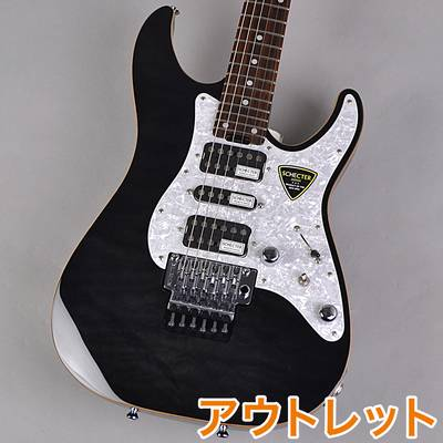 SCHECTER SD-2-24-AL STBK エレキギター 【シェクター 旧仕様ローズ指板】【りんくうプレミアムアウトレット店】【アウトレット】