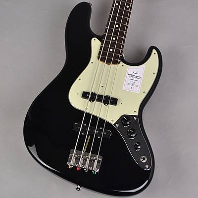 Fender Made In Japan Traditional 60s Jazz Bass Black ジャズベース 【フェンダー】【未展示品・専任担当者による調整済み】
