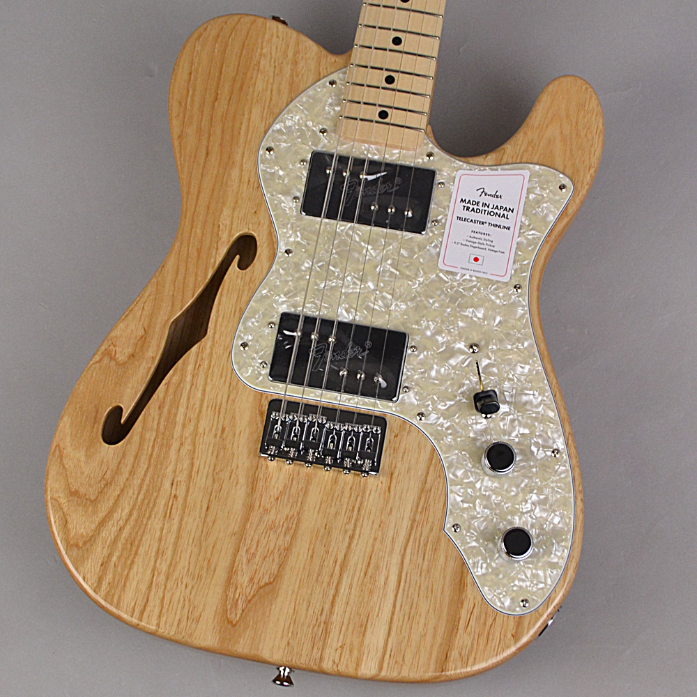 Fender Made In Japan Traditional 70s Telecaster ThimLine エレキギター 【フェンダー シンライン】【未展示品・専任担当者による調整済み】