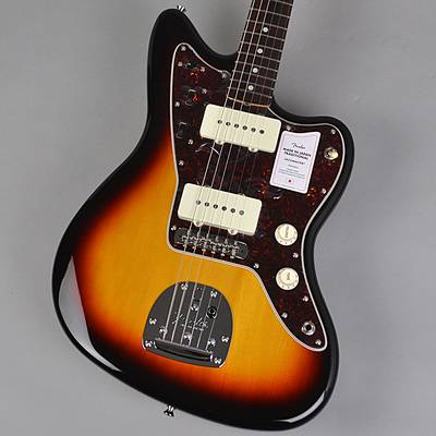 Fender Made In Japan Traditional 60s Jazzmaster 3color Sunburst エレキギター 【フェンダー ジャパン ジャズマスター】【未展示品・専任担当者による調整済み】