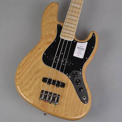 Fender Made In Japan Traditonal 70s Jazz Bass Natral ジャズベース 【フェンダー】【未展示品・専任担当者による調整済み】