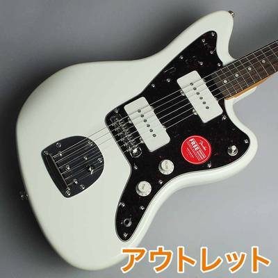Squier by Fender Classic Vibe '60s Jazzmaster Laurel Fingerboard Olympic White エレキギター 【スクワイヤー / スクワイア】【アウトレット】