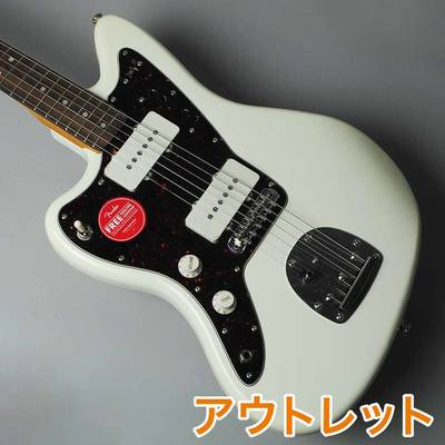 Squier by Fender Classic Vibe '60s Jazzmaster Left-Handed Laurel Fingerboard Olympic White エレキギター/レフトハンド 【スクワイヤー / スクワイア】【アウトレット】