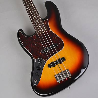 Fender Made In Japan Traditional 60s Jazz Bass Left hand レフトハンド 【フェンダー ジャズベース 左用】【未展示品・専任担当者による調整済み】