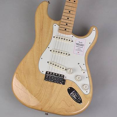 Fender Made In Japan Traditional 70s Stratocaster Natural エレキギター 【フェンダー ジャパン ストラトキャスター】【未展示品・専任担当者による調整済み】