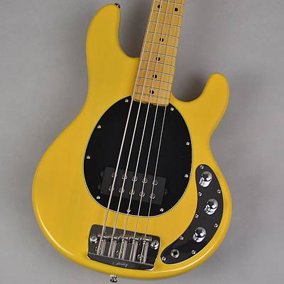 STERLING by Musicman RAY25CA Butterscotch 5弦エレキベース 【スターリン Stingray Classic Ray25CA】【未展示品】