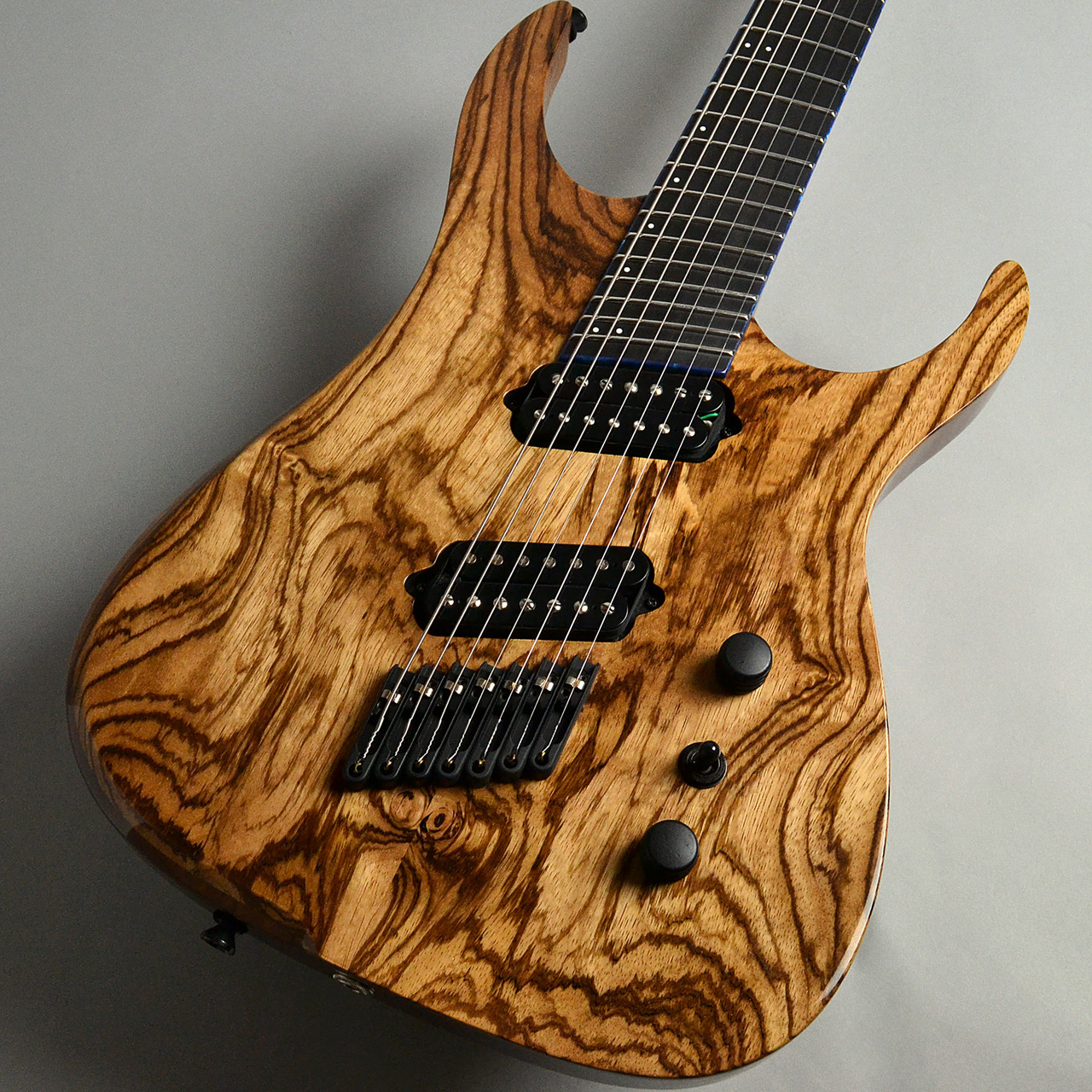 Ormsby Guitars HypeMachine 7st Zebrawood Top エレキギター(7弦) 【オームズビー】【新宿PePe店】