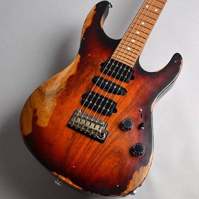 Suhr Guitars Modern Antique Extreme Heavy Aged Roasted Neck/Body/Sunburst エレキギター(正規輸入品) 【サーギターズ】【新宿PePe店】