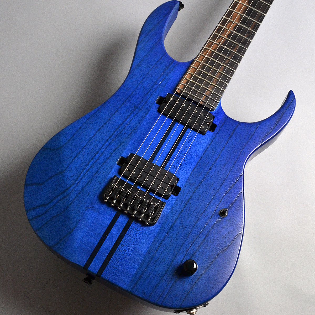 Strictly 7 Guitars Cobra Std7 HT/T / Dark Blue Stain エレキギター(7弦) 【ストリクトリー7ギターズ】【新宿PePe店】【Seymour Duncan】【決算セール】
