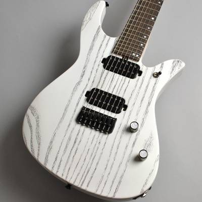 Crews Maniac Sound Solution R7 Ash Custom White Knot エレキギター(7弦) 【クルーズ】【新宿PePe店】