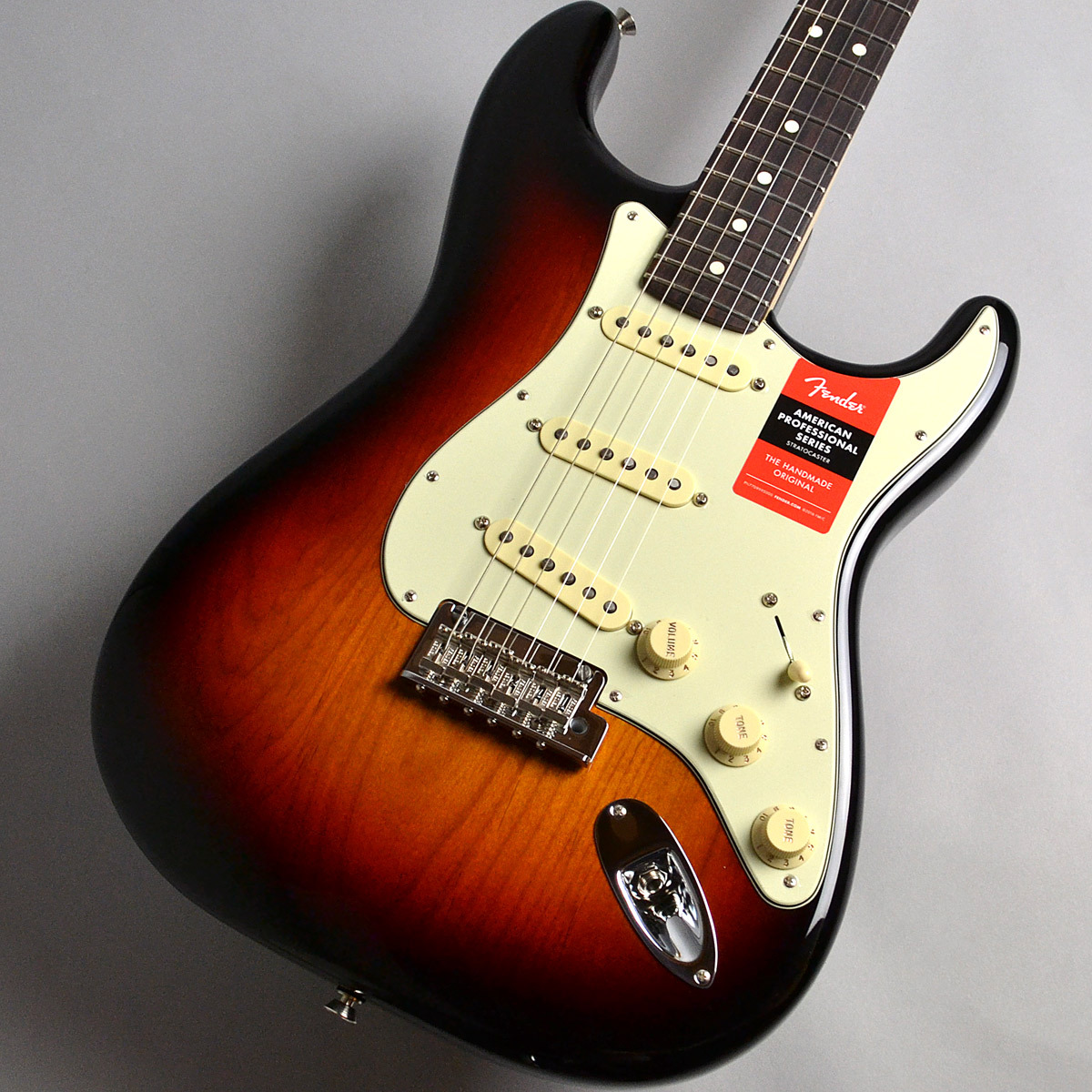 Fender American Professional Stratocaster Rosewood / 3-Color Sunburst ストラトキャスター 【フェンダー】【新宿PePe店】