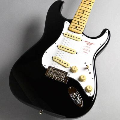 Fender Made in Japan Hybrid 68 Stratocaster/Black ストラトキャスター 【フェンダー】【新宿PePe店】