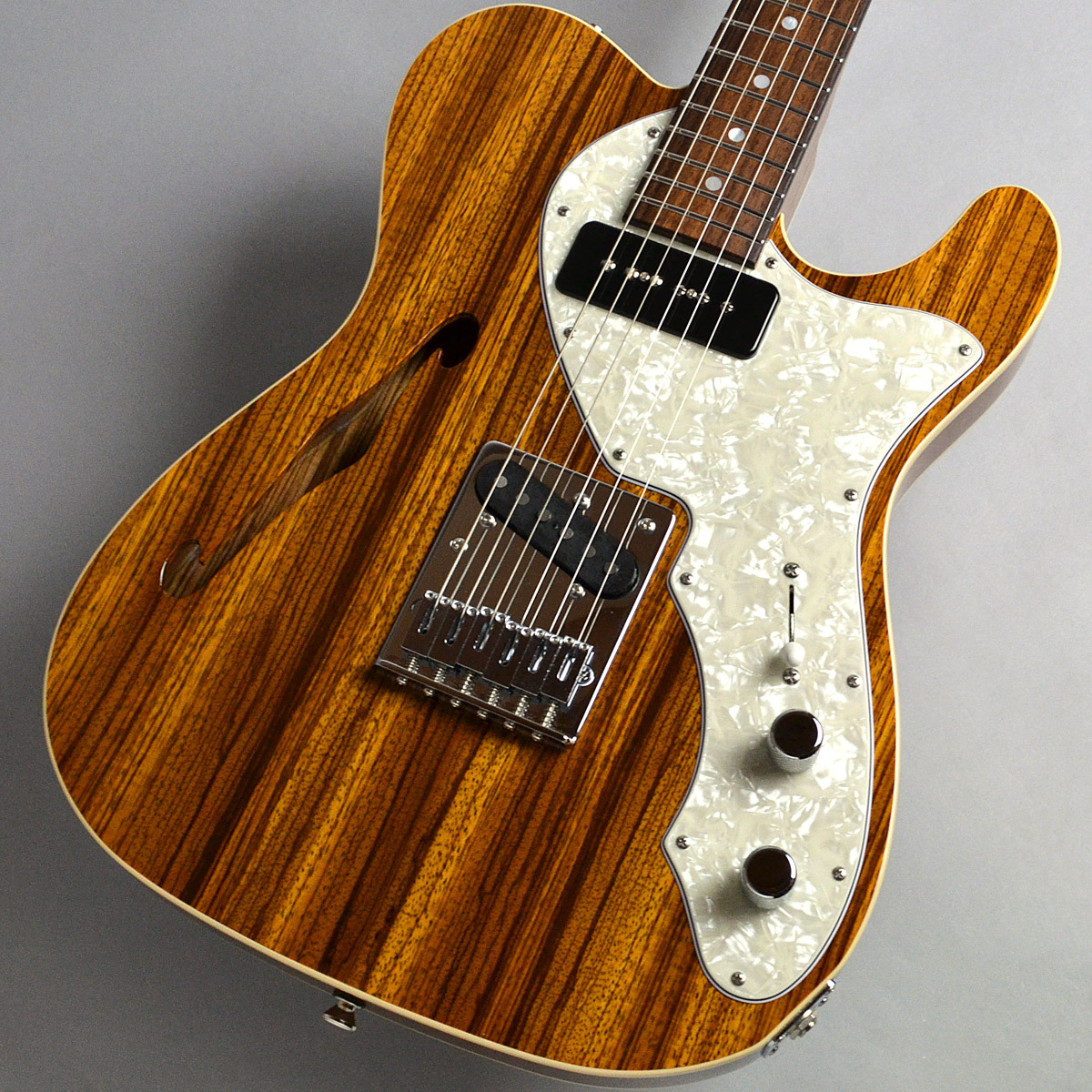 Freedom Custom Guitar Research Green Pepper / Vintage Natural エレキギター 【フリーダム】【新宿PePe店】【長期店頭展示品特別価格】