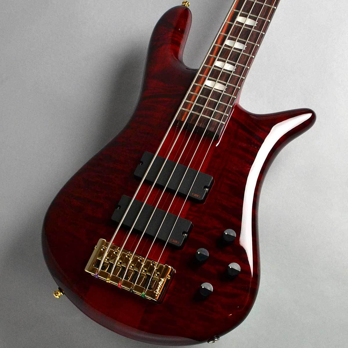 Spector EURO 5 LX Premium Wood/Black Cherry Gloss エレキベース(5弦) 【スペクター】【新宿PePe店】